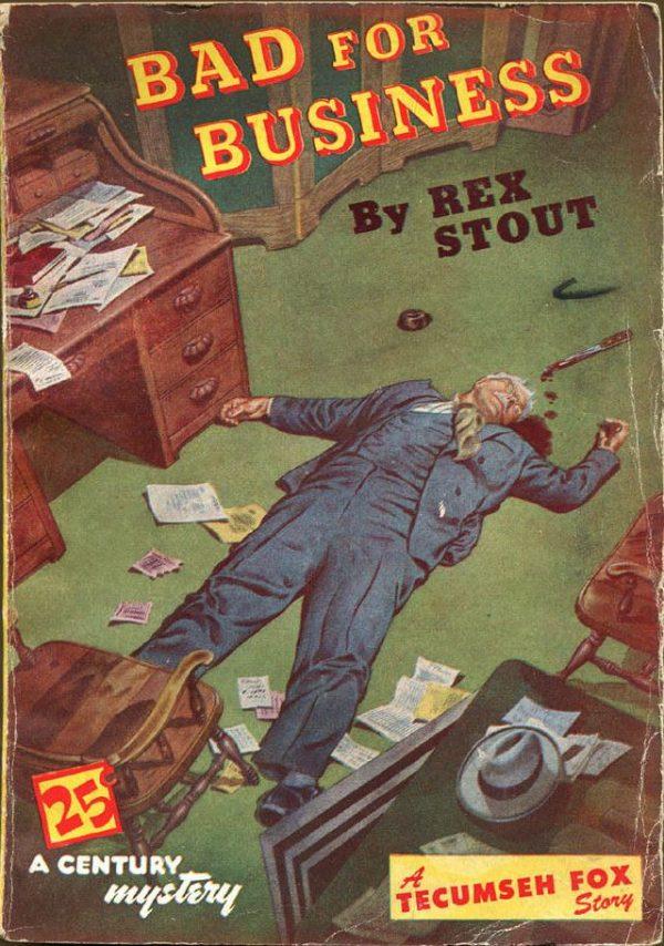 1945 Century Mystery #28