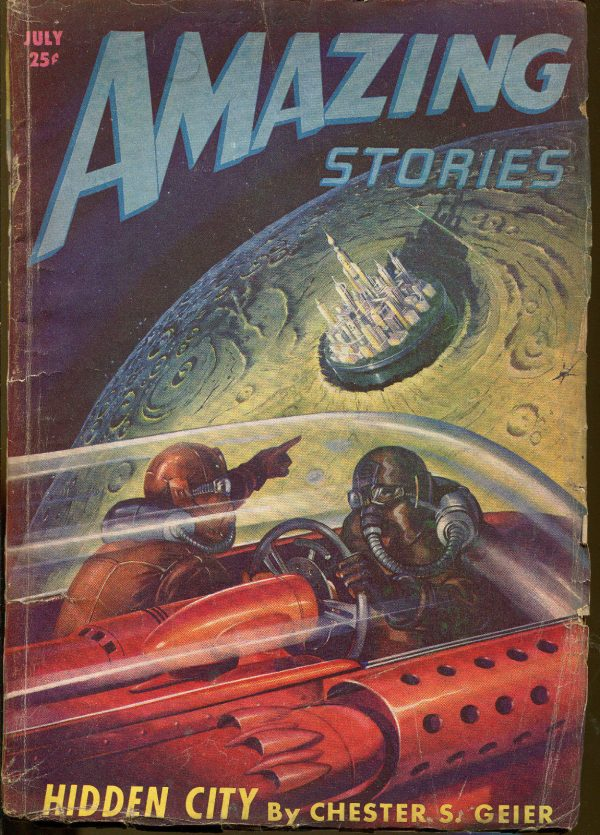 Amazing Stories July, 1947