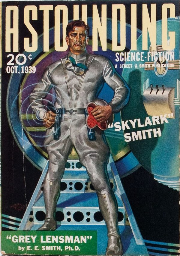 Astounding Science Fiction, October 1939
