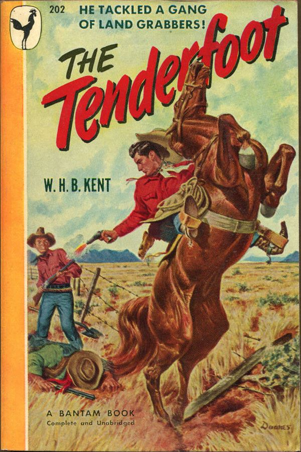Bantam Book #202, 1948