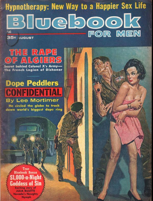 Blue Book August 1962