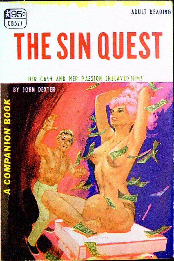 Companion Books CB527 - The Sin Quest (1967)