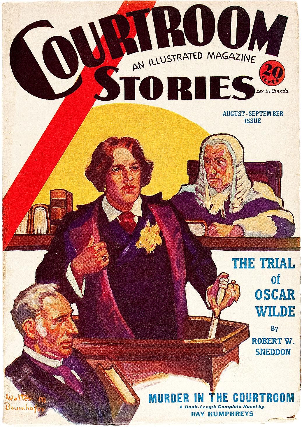 Courtroom Stories V1#1