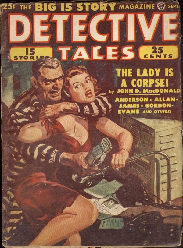 Detective Tales, September 1950