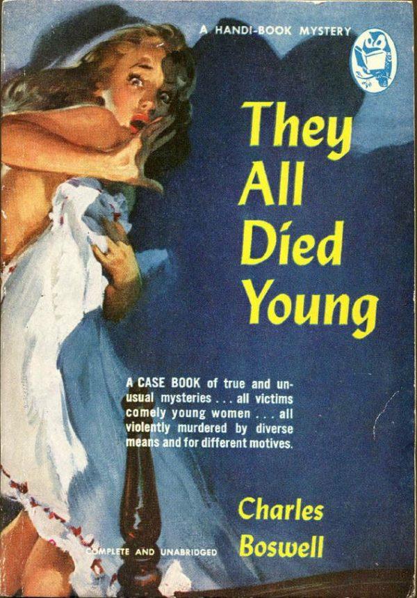 Handi-Book #94, 1949