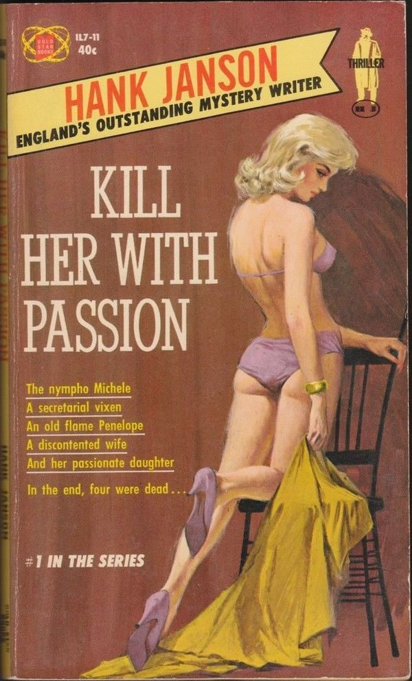 Kill Her With Passion 1963