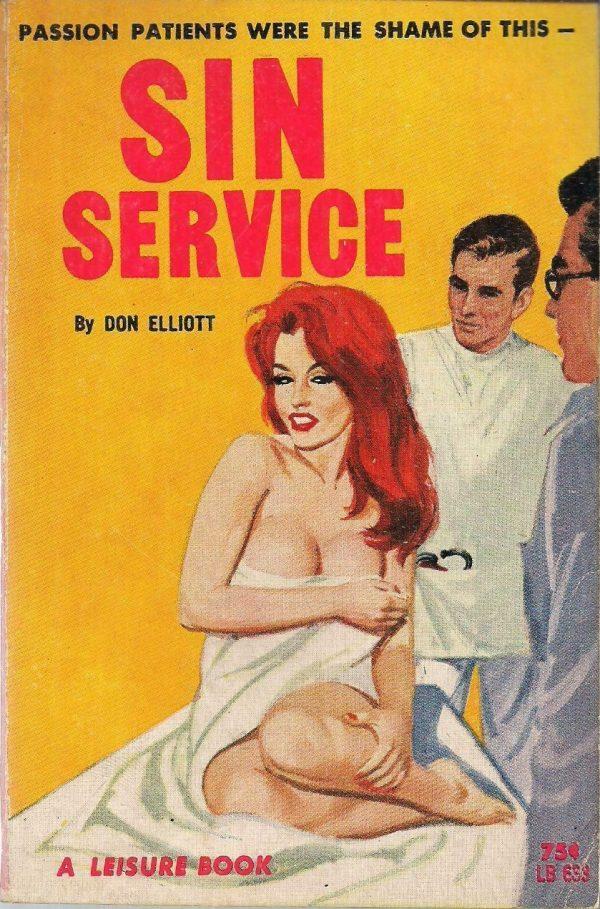 LEISURE BOOK LB633 1964