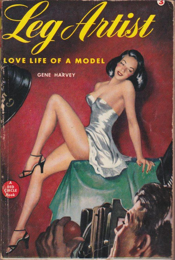 Leg Artist by Gene Harvey