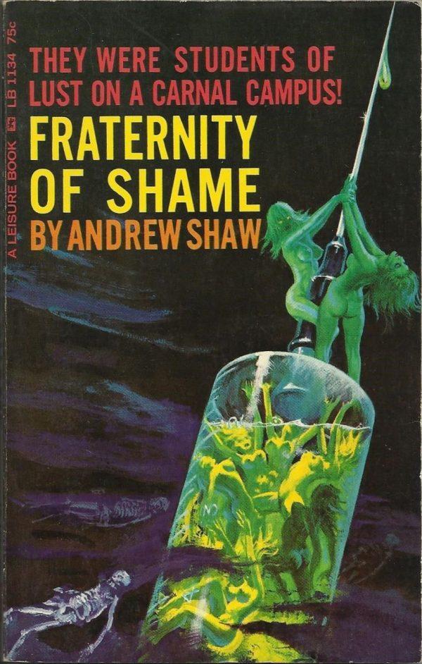 Leisure Book #LB-1134, 1966