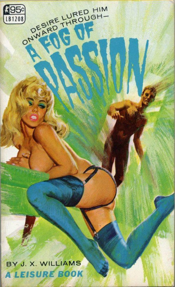 Leisure Book LB1208, 1967