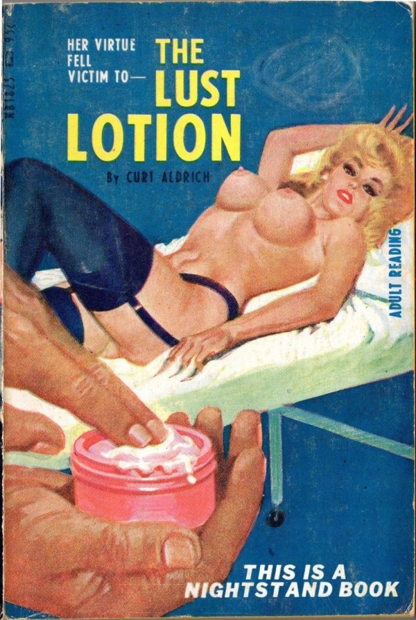 Lust Lotion