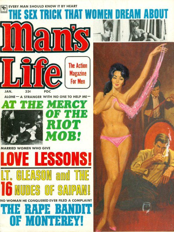 Man's Life, January 1968