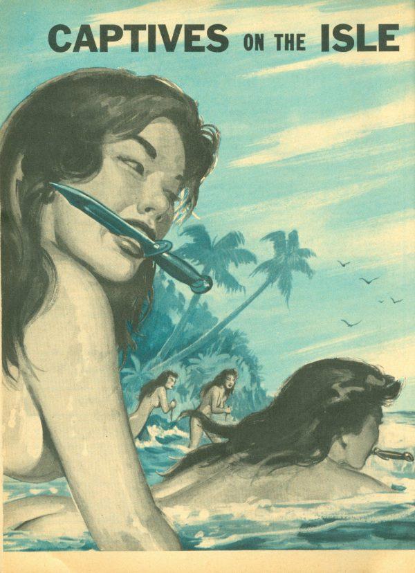 Man's Life, October 1958 (1)