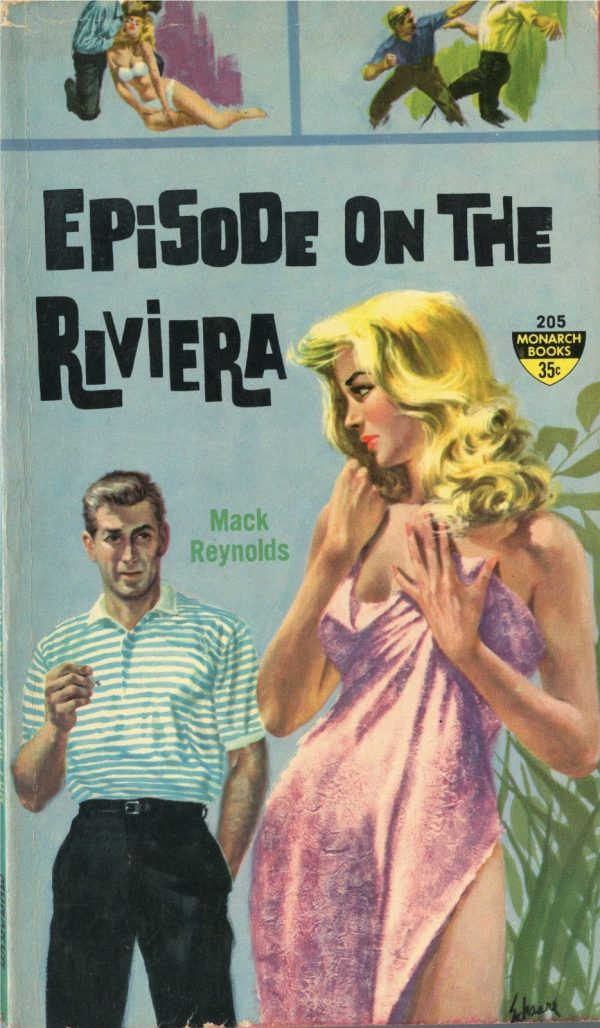 Monarch Books #205, 1961