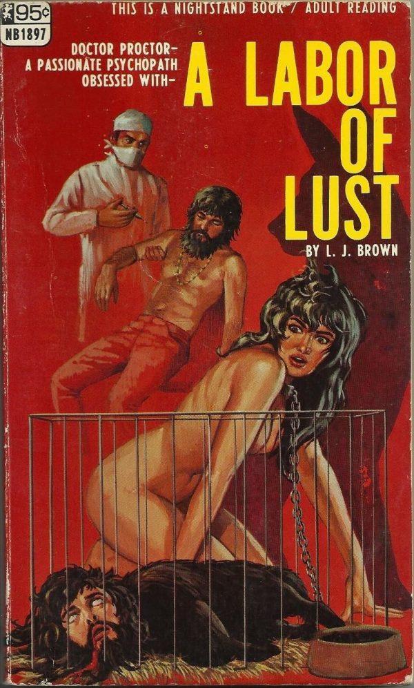 Nightstand Book #NB1897 1968