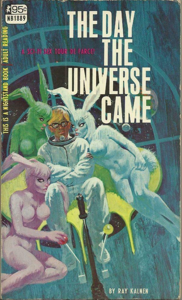 Nightstand Books #NB-1889 1968