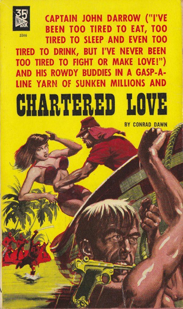 Novel Book PB 3506 1960