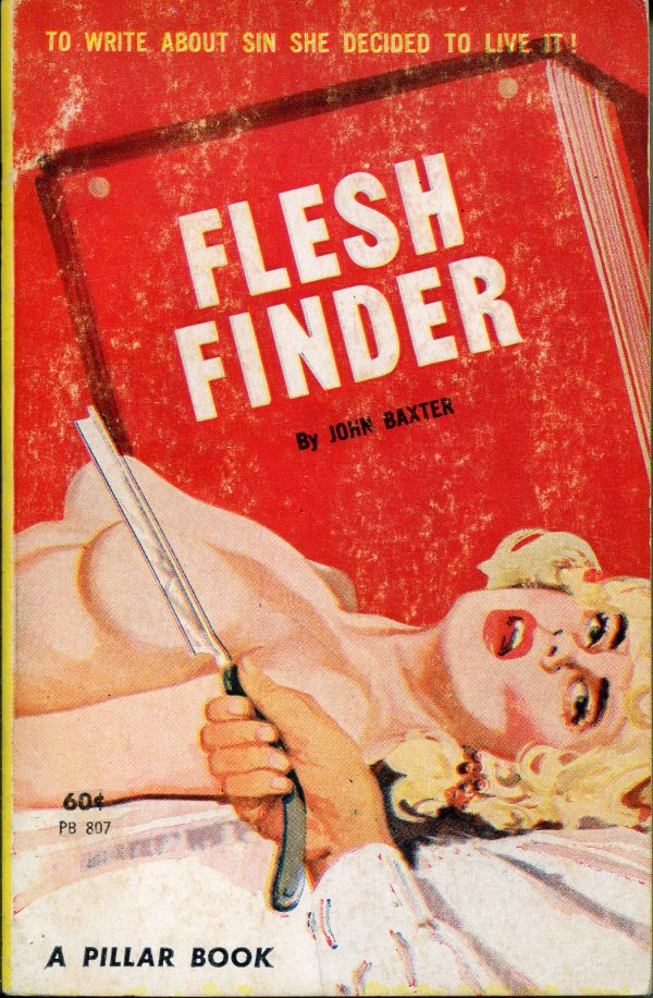 Pillar Book #807, 1963