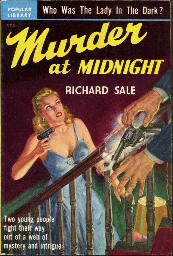 Popular Library #275, 1950