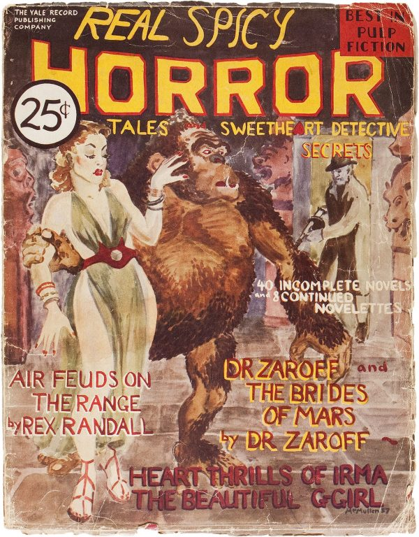 Real Spicy Horror Tales