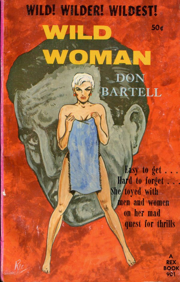 Rex Book #901, 1962