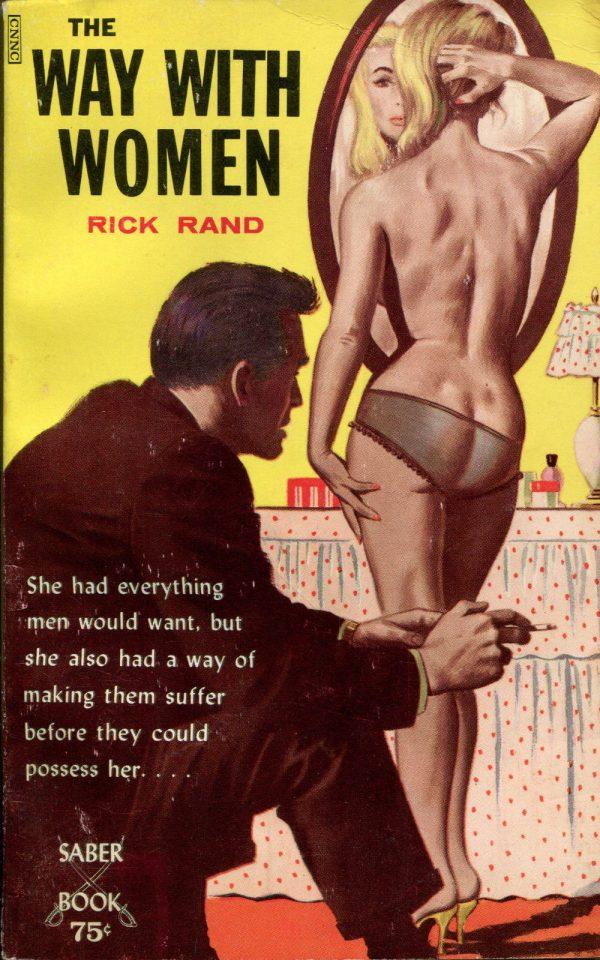 Saber Books #SA-76, 1964