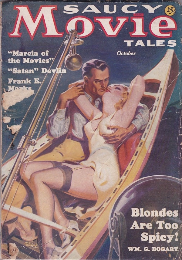 Saucy Movie Tales Oct 1936