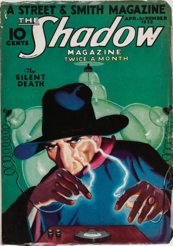 Shadow April 1933