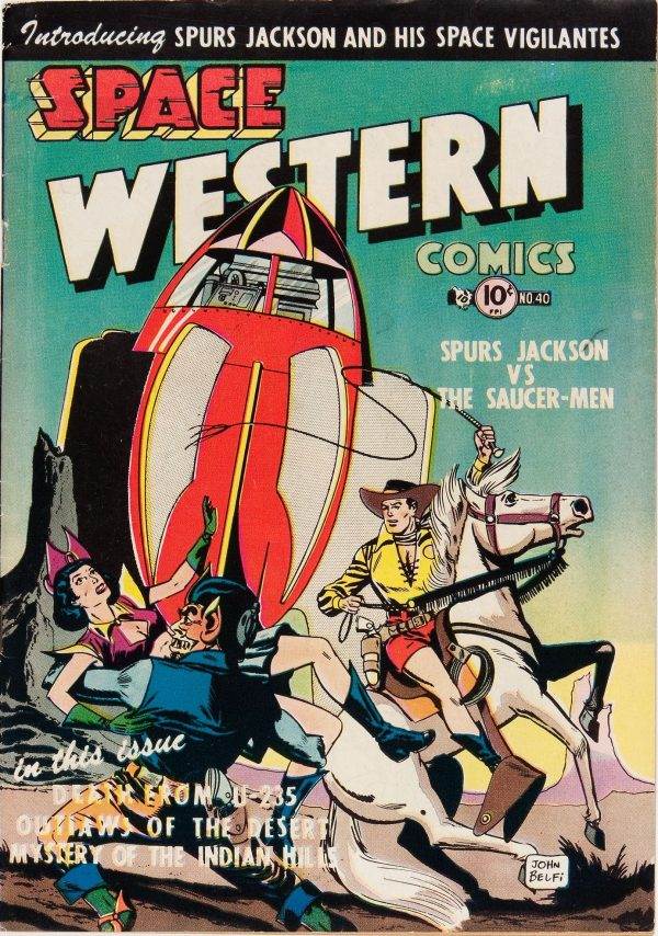 Space Western #40