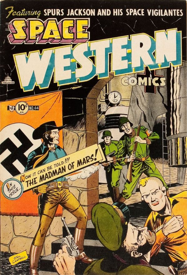 Space Western #44