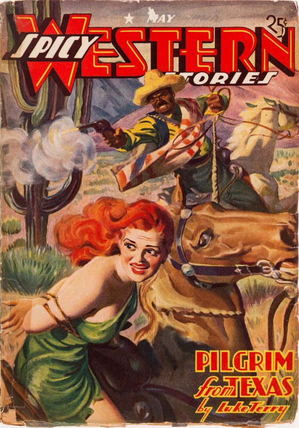 Spicy Western - May 1940