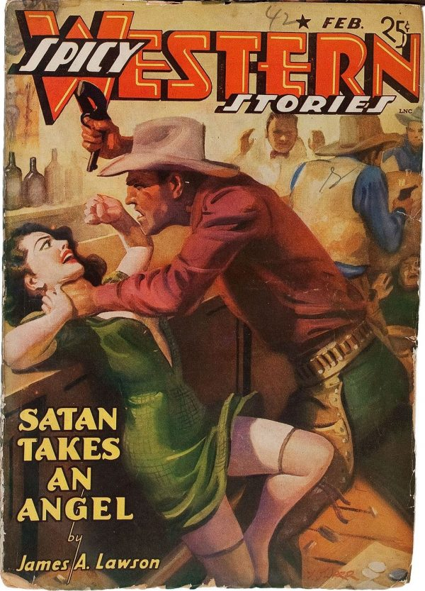 Spicy Western Stories - February 1942
