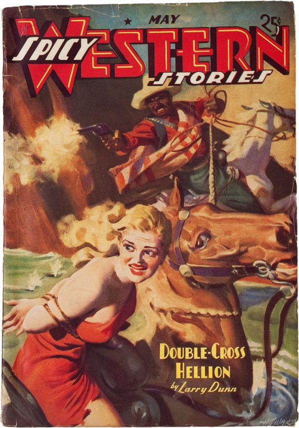 Spicy Western Stories - May 1939