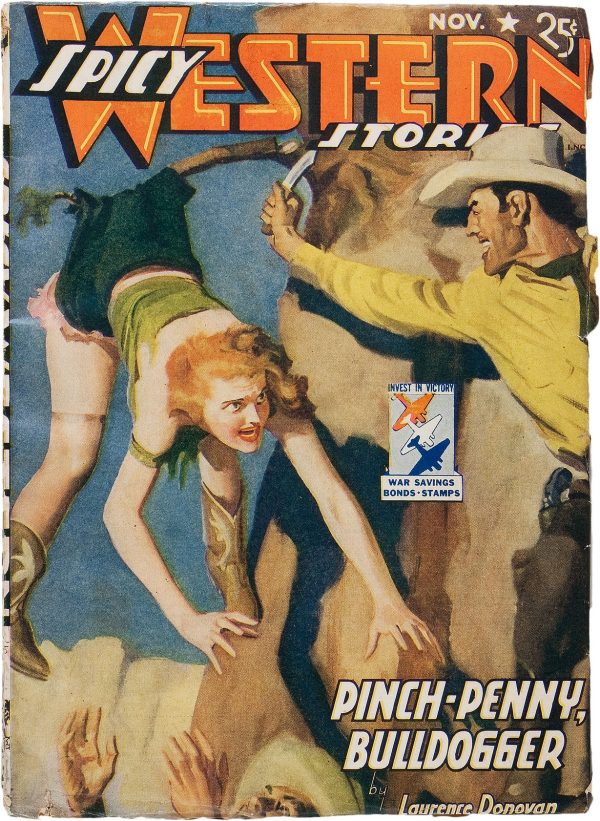 Spicy Western Stories - November 1942