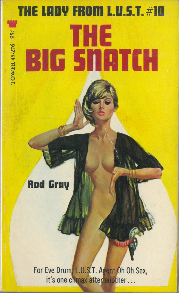 THE BIG SNATCH – Tower 45-276
