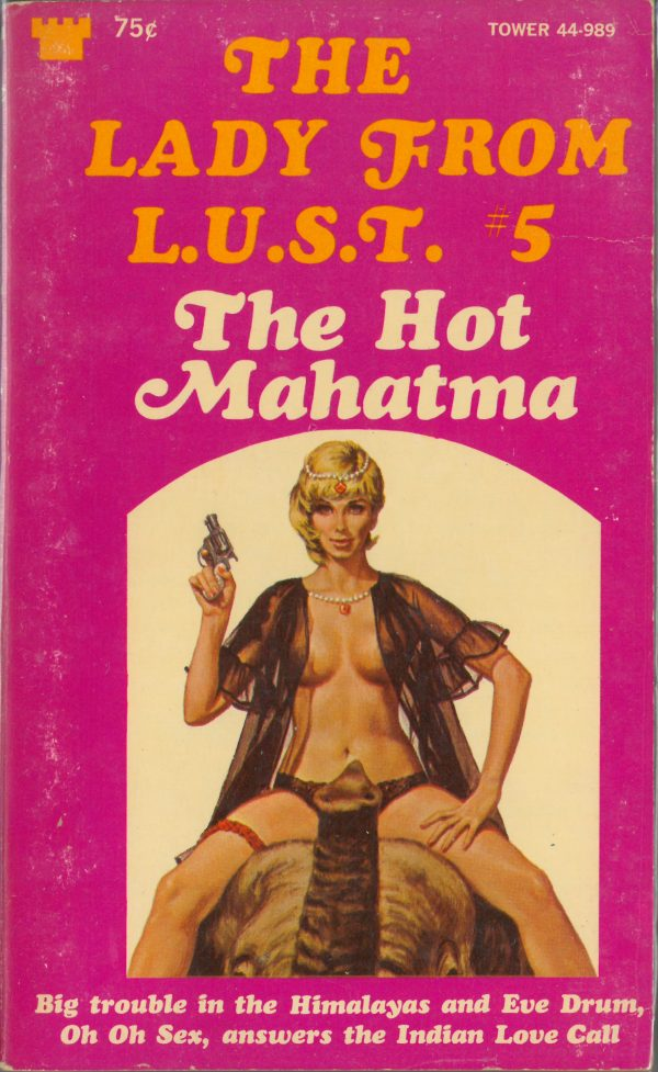THE HOT MAHATMA – Tower 44-989, 1968