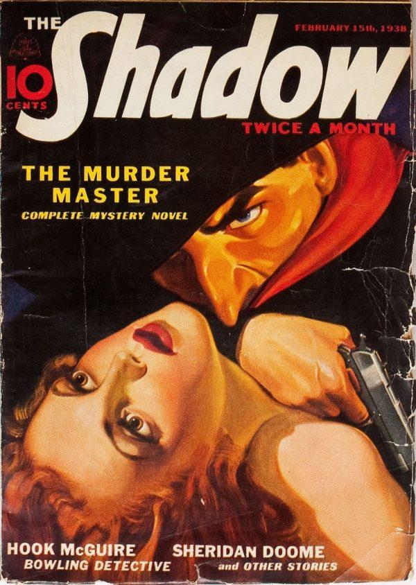 The Shadow Magazine, February 15, 1938
