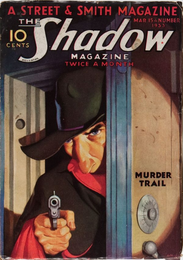 The Shadow March 1933