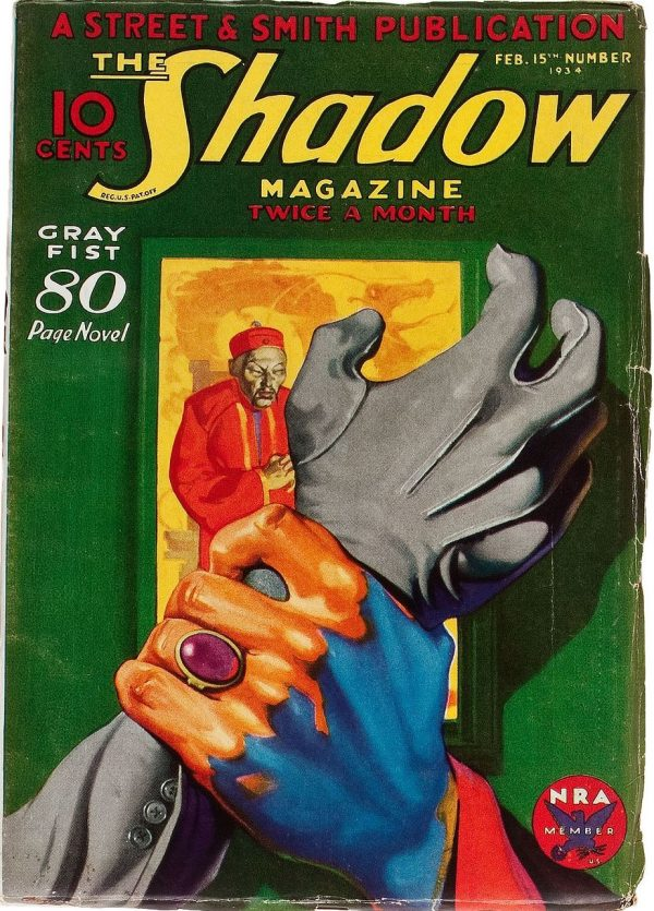 The Shadow V8#6, 1934