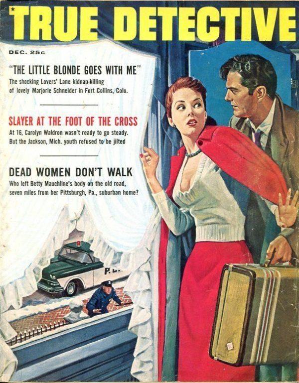 True Detective December 1958