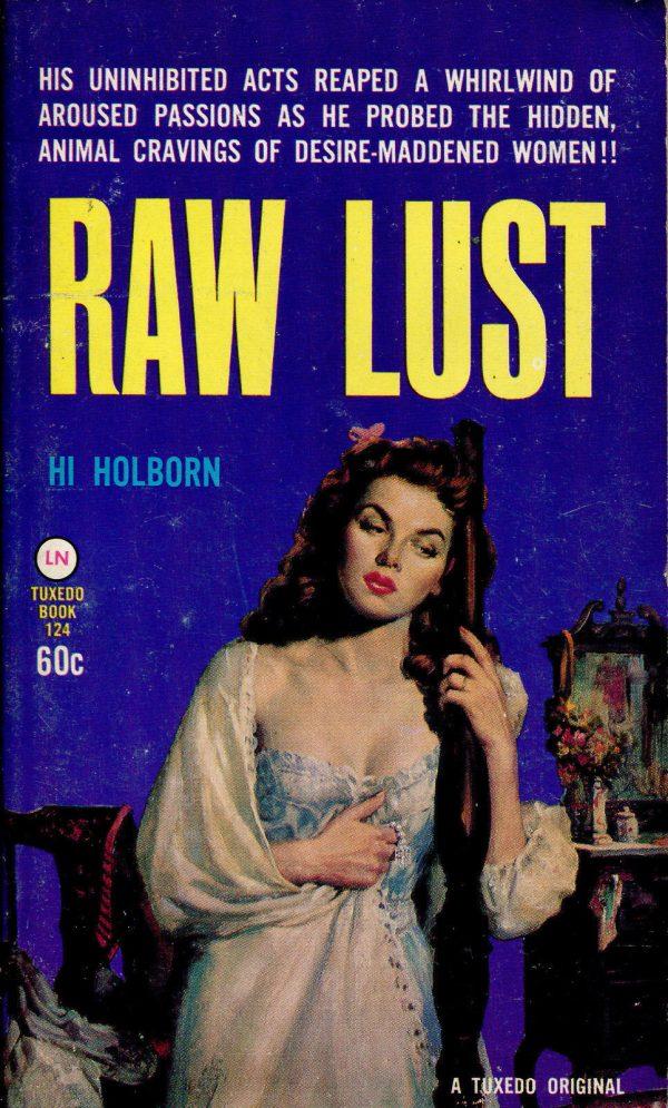Tuxedo Books #124, 1962