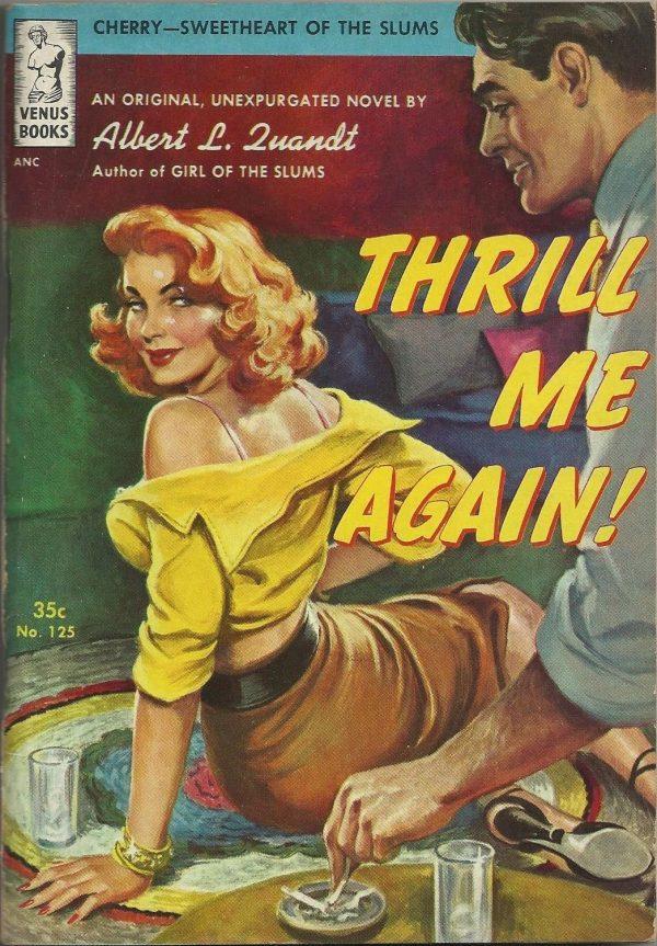 Venus Books #125, 1951