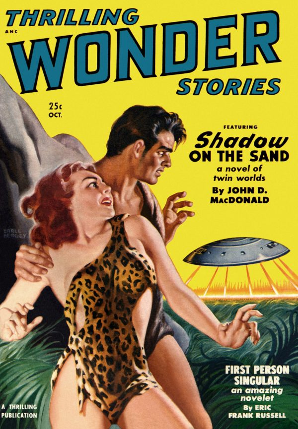 Thrilling Wonder Stories, October 1950