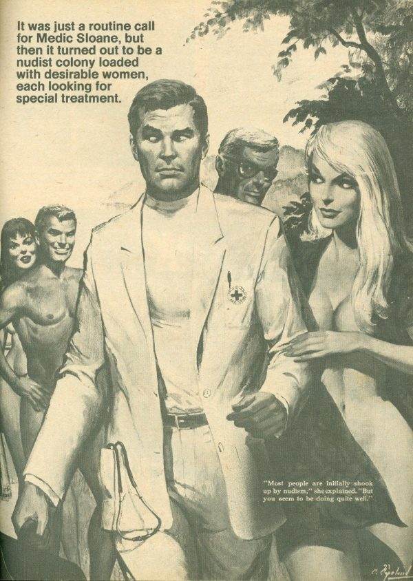 Action for Men, July 1970 (Copeland)