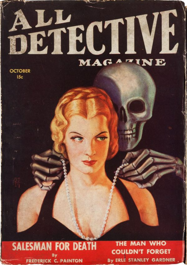 All Detective October 1933