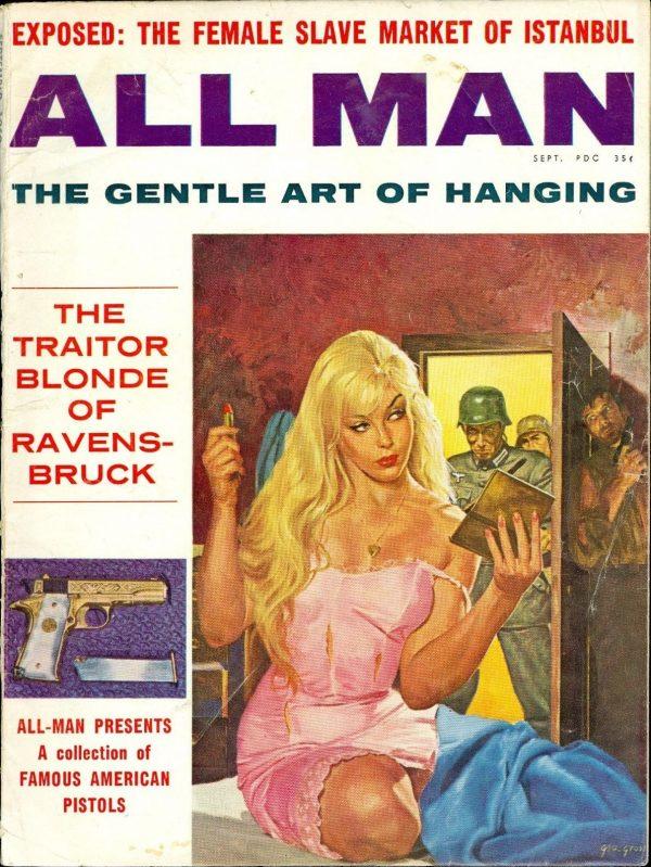 All Man, September 1960