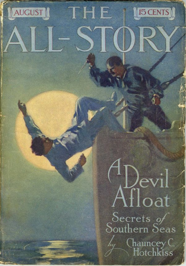All-Story Magazine August 1913