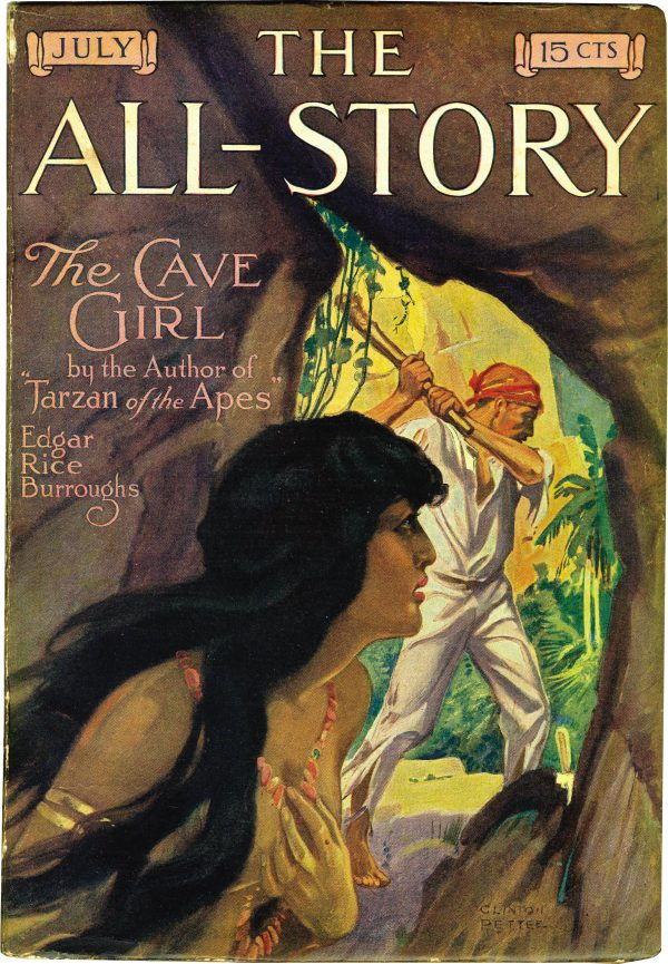 All-Story Magazine July 1913