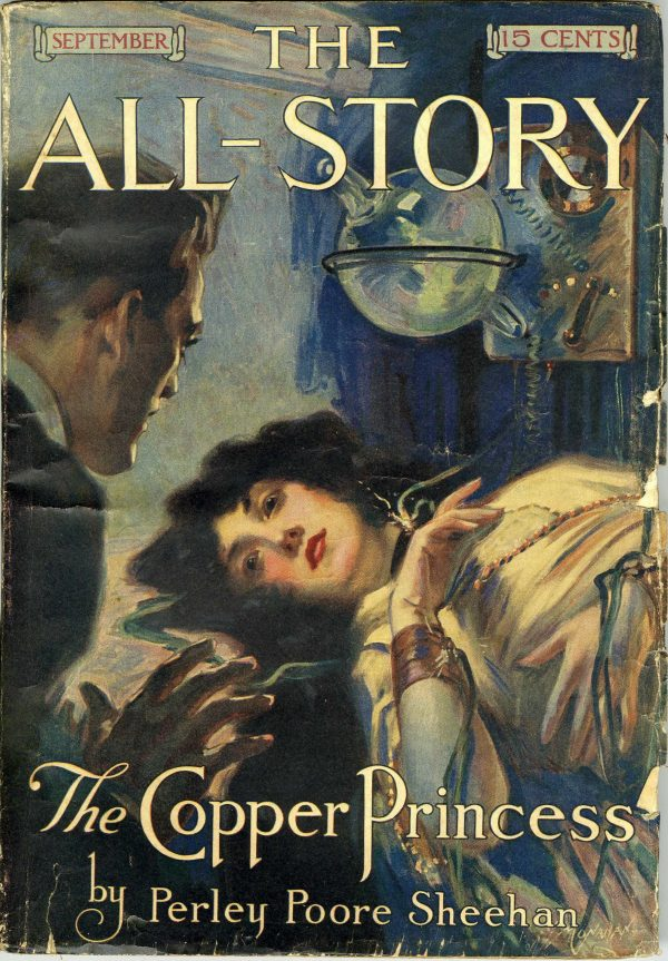 All-Story Magazine September 1913