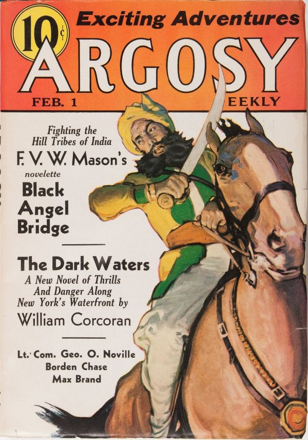 Argosy All Story Weekly, February 1 1936